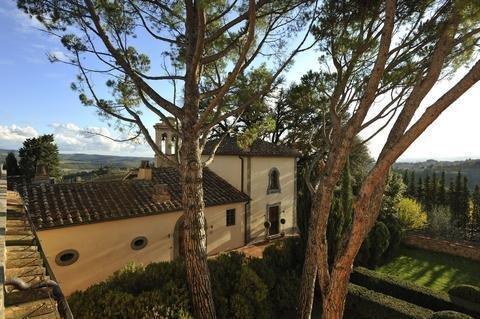 Castello Del Nero Hotel & Spa - фото 23