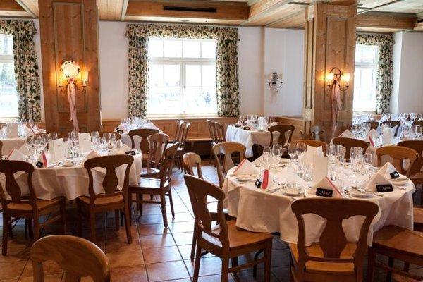 Hotel Gasthof Der Jagerwirt - фото 12
