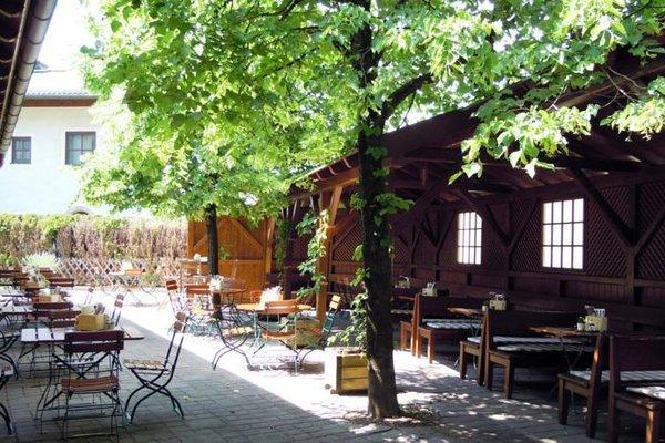Hotel Gasthof Der Jagerwirt - фото 20