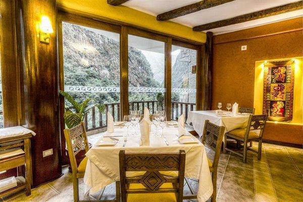 Sumaq Machu Picchu Hotel - фото 12