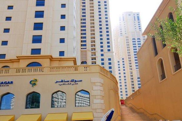 2 BR Apartment - Sadaf 7 Duplex - MSG 8775 - фото 0
