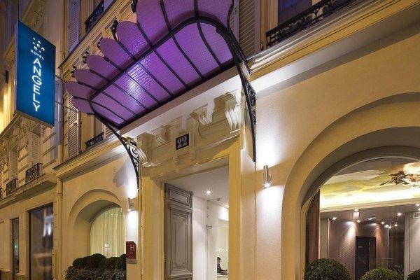 Hotel Angely - фото 15