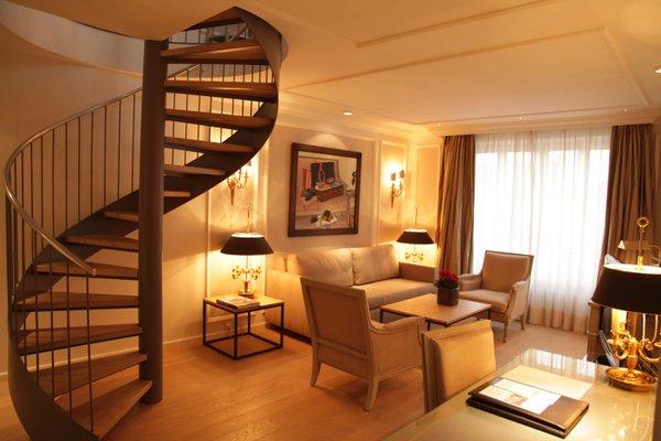 Hotel Munchen Palace - фото 4