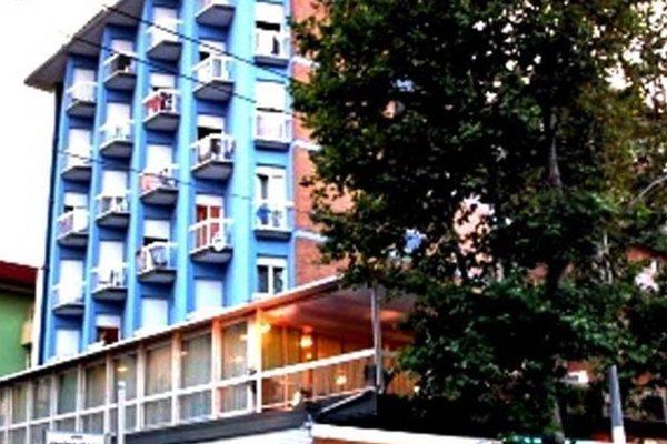 Hotel Galles Rimini - фото 22