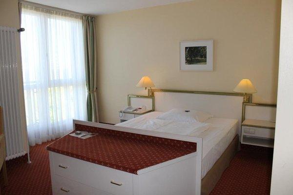 Panoramahotel Waldenburg - фото 50