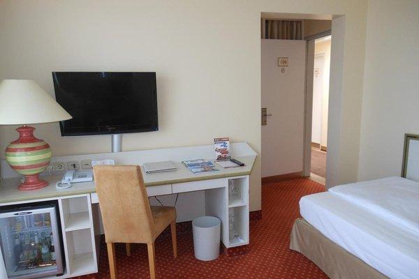 Panoramahotel Waldenburg - фото 10