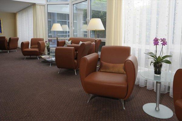 Panoramahotel Waldenburg - фото 12