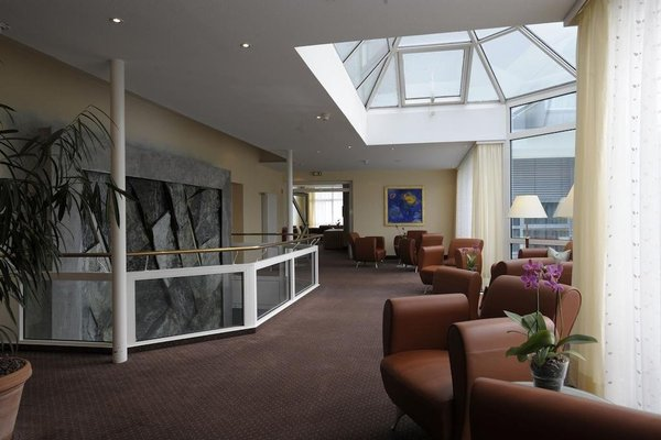 Panoramahotel Waldenburg - фото 21