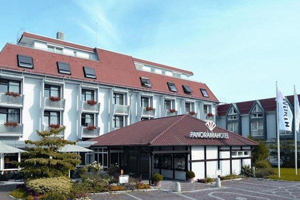 Panoramahotel Waldenburg - фото 23