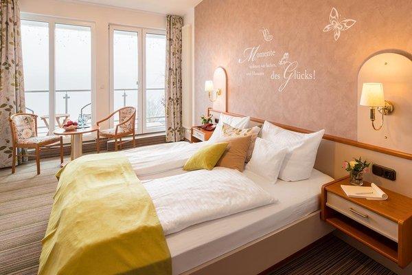 Waldhotel Wiesemann und Appartmenthaus Seeschwalbe am Edersee - фото 37
