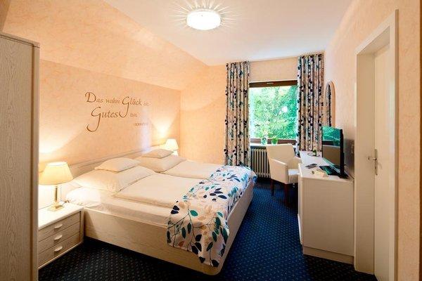 Waldhotel Wiesemann und Appartmenthaus Seeschwalbe am Edersee - фото 2