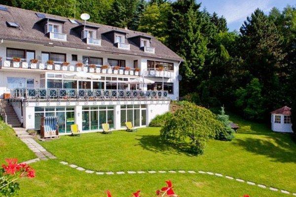 Waldhotel Wiesemann und Appartmenthaus Seeschwalbe am Edersee - фото 23