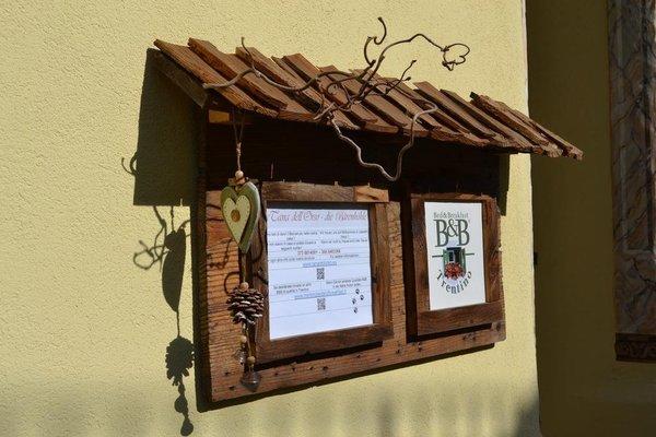B&B La Tana dell'Orso - Die Barenhohle - фото 21