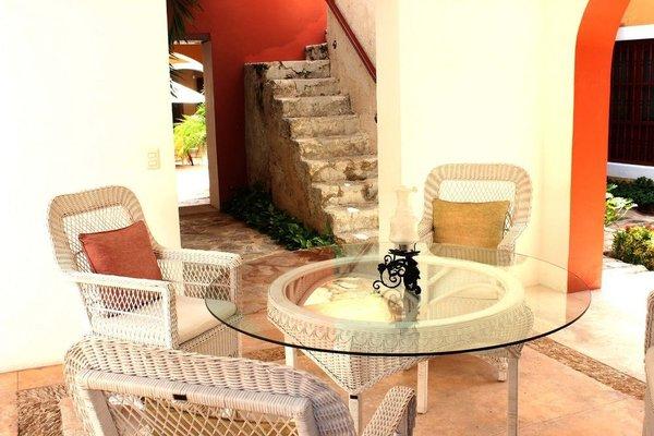 Casa Don Gustavo Boutique Hotel - фото 15