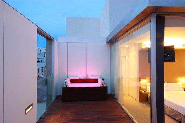 Alenti Sitges Hotel & Restaurant - фото 14