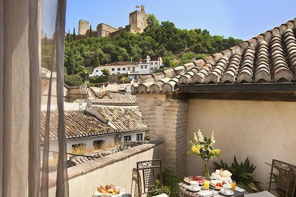 Hotel Casa 1800 Granada - фото 22