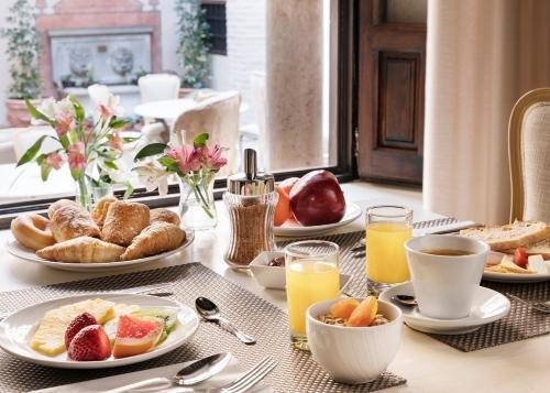 Hotel Casa 1800 Granada - фото 7
