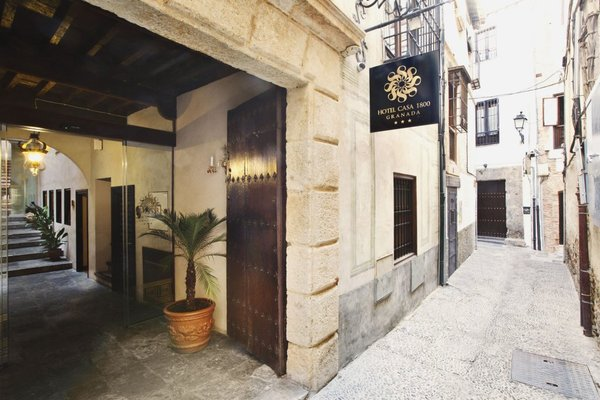 Hotel Casa 1800 Granada - фото 9