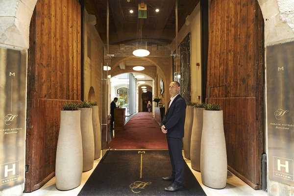 Mercer Hotel Barcelona - фото 15
