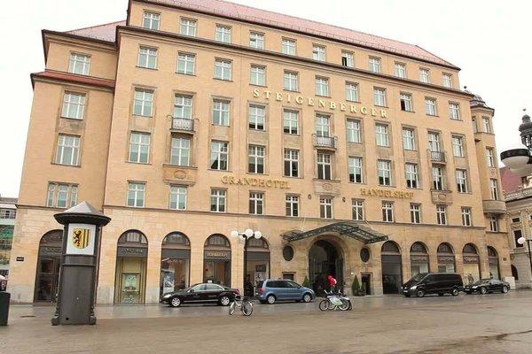 Steigenberger Grandhotel Handelshof Leipzig - фото 21