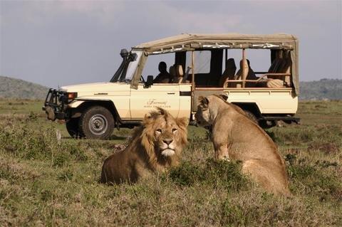 Fairmont Mara Safari Club - фото 19