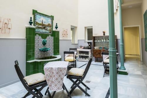Hostal Jardin de la Alameda - фото 11