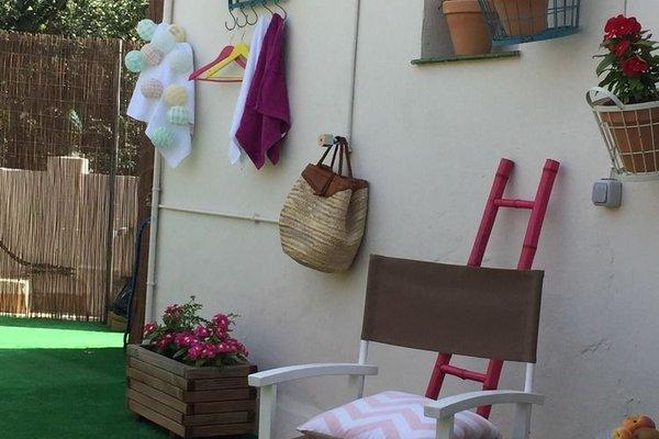 Hostal Jardin de la Alameda - фото 17