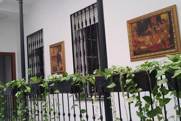 Hostal Jardin de la Alameda - фото 20