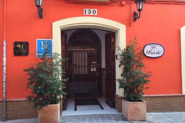 Hostal Jardin de la Alameda - фото 21