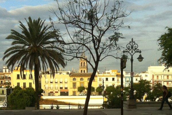 Hostal Jardin de la Alameda - фото 22