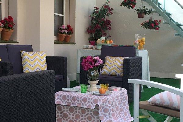 Hostal Jardin de la Alameda - фото 5