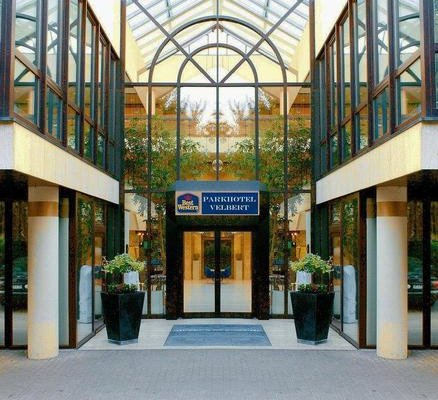 Best Western Plus Parkhotel Velbert - фото 12