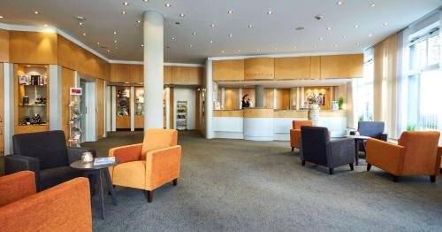 Atlantic Hotel Vegesack - фото 9