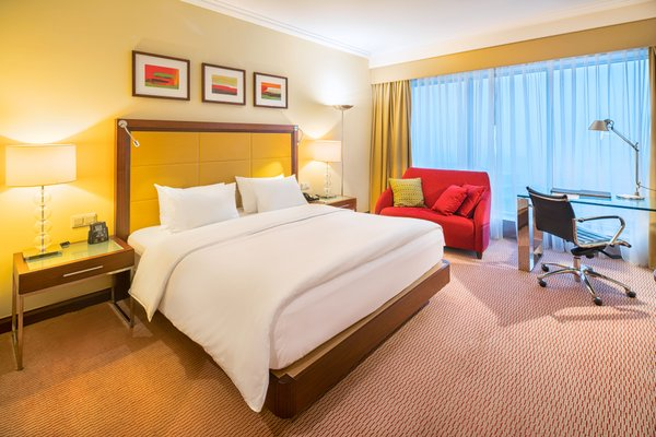 Hilton Warsaw Hotel - фото 1