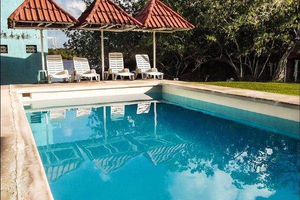 Hotel Laguna Encantada - фото 12