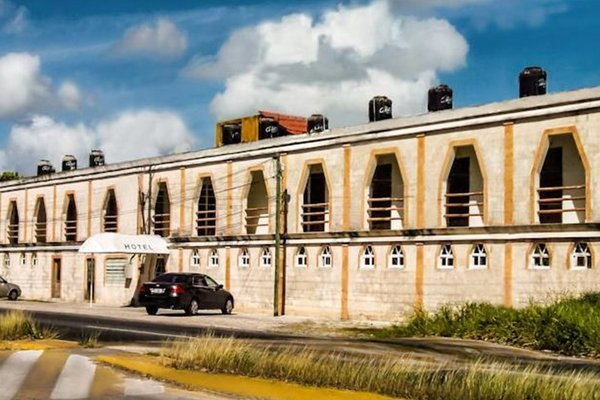 Hotel Laguna Encantada - фото 18