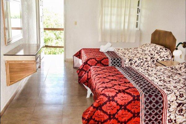 Hotel Laguna Encantada - фото 4