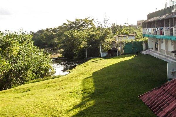 Hotel Laguna Encantada - фото 9