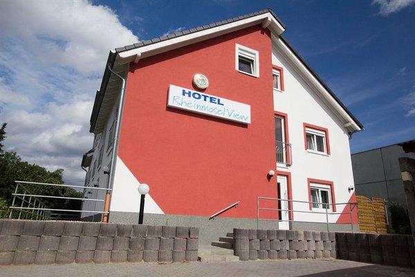 Hotel Rhein-Mosel-View - фото 20