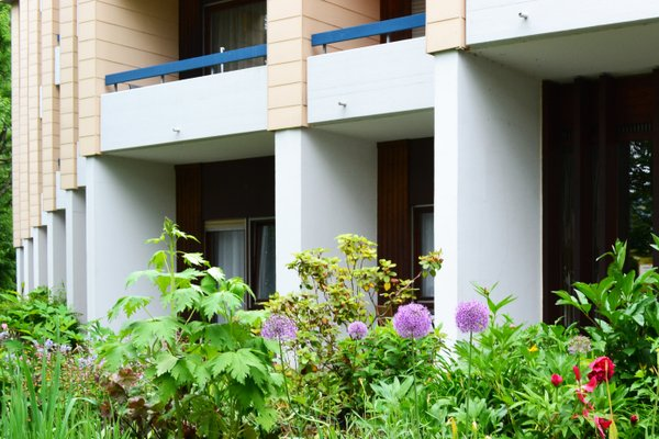 Hotel Quellenhof Garni mit Thermalbad - фото 23