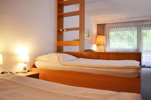 Hotel Quellenhof Garni mit Thermalbad - фото 3