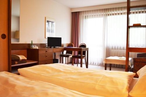 Hotel Quellenhof Garni mit Thermalbad - фото 5
