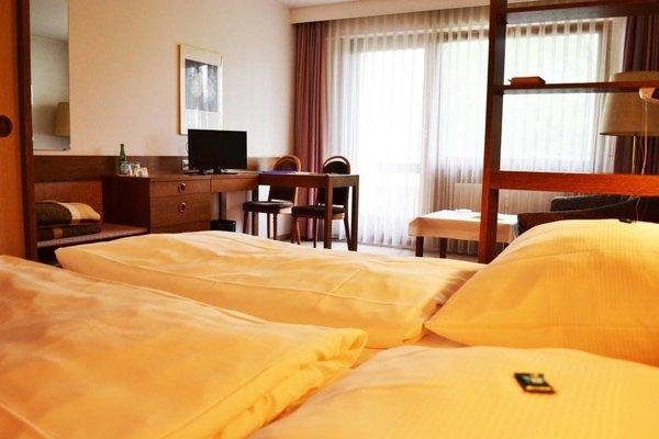 Hotel Quellenhof Garni mit Thermalbad - фото 6
