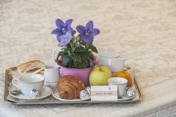 Отель Bed and Breakfast De Biffi - фото 15