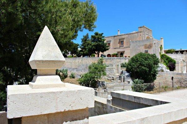 Residence Masseria Santa Lucia - фото 21