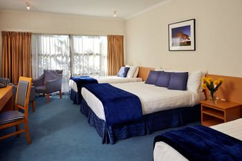 Saxton Lodge Motel - фото 1