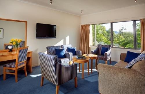 Saxton Lodge Motel - фото 5