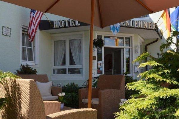 Hotel Residenz Beckenlehner - фото 17