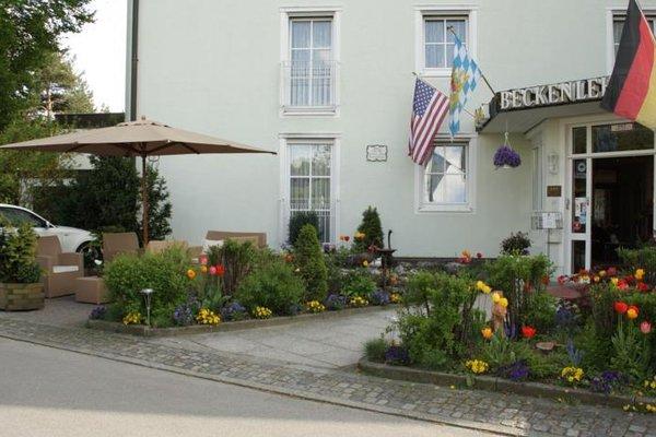 Hotel Residenz Beckenlehner - фото 19