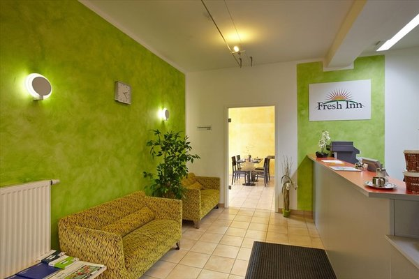 Hotel Fresh INN - фото 19